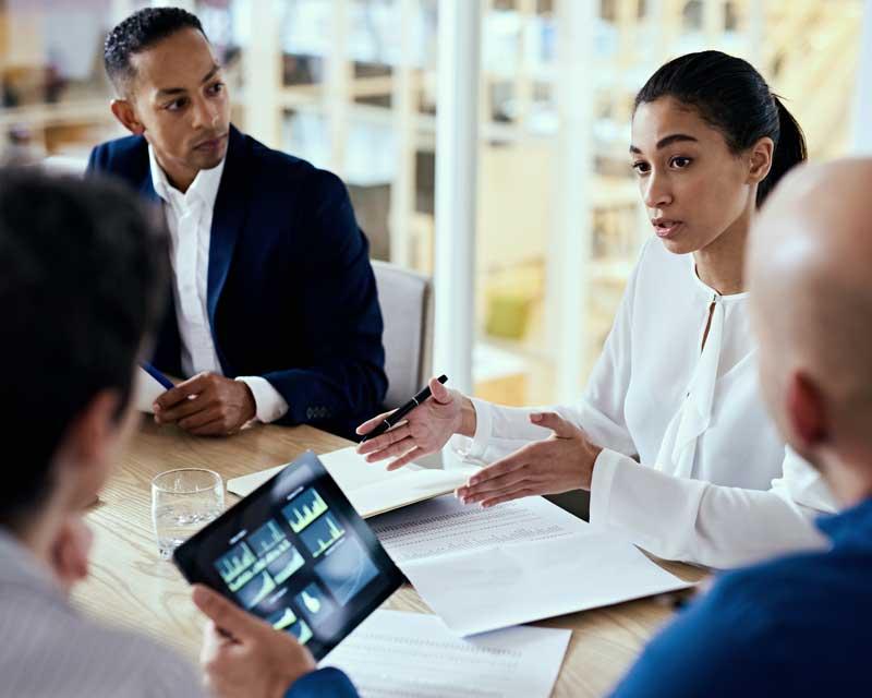 Leading Executive Team success